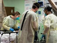 De la războiul din Irak, la lupta cu Covid-19. Medicii din California primesc pacienți în corturi, în deșert