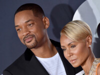 Will Smith şi-a lăsat soţia să aibă o relaţie cu un alt bărbat. Jada a dezvăluit cu cine a avut o aventură