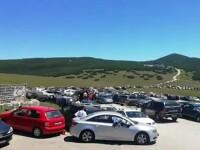 Traseele montane, luate cu asalt de turiști. Care au fost cele mai aglomerate zone