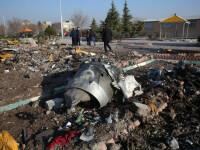 Raportul Iranului după prăbușirea avionului ucrainean în ianuarie. Ce ar fi provocat tragedia