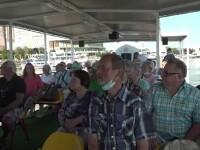 Delta Dunării a întâmpinat primii turiști străini de anul acesta. De ce experiențe au avut parte