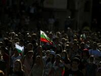 """Mii de bulgari au ieşit duminică în stradă, să protesteze față de Guvern: """"Demisia! Mafia"""""""