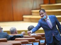 PSD a decis să nu se mai dezbată moţiunea de cenzură în Parlament înainte de o hotărâre a CCR