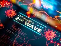 Studiu: Al doilea val de COVID-19 ar putea face 120.000 de victime în Regatul Unit