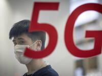 Lovitură grea pentru Huawei. Echipamentele sale de 5G au fost interzise în Marea Britanie