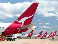 Compania aeriană naţională a Australiei îşi suspendă zborurile internaţionale