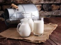 Sute de tone de lapte, destinate elevilor, nu pot fi donate şi riscă să se strice