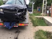 Un șofer beat și fără permis a provocat un accident în Dâmbovița. Ce s-a întâmplat cu șoferul