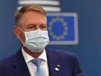 """Klaus Iohannis: """"În absenţa unui vaccin, virusul are o singură barieră - grija fiecăruia"""""""