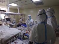 Record de pacienți infectați cu Covid-19 internați la Terapie Intensivă în România