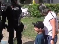 Băiețel de 7 ani din Brașov, înconjurat de