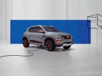 Dacia Spring: Design îndrăzneț pentru cea mai ieftină mașină electrică din Europa