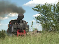 Mocănița și-ar putea relua traseul între Sibiu și Agnita. Proiectul unui grup de voluntari