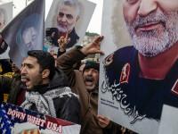 Un bărbat, executat în Iran. Cum ar fi contribuit la uciderea generalului Soleimani