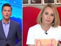 """Andreea Esca: """"Mesajul meu pentru public ar fi: Nu lăsați garda jos!"""""""