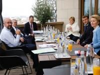 Summit-ul UE, încheiat după patru zile și patru nopți. Momentele tensionate dinaintea acordului istoric