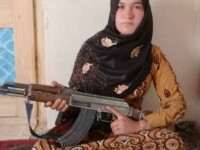 Răzbunare mortală. O tânără afgană a ucis 2 talibani, după ce aceștia i-au omorât părinții