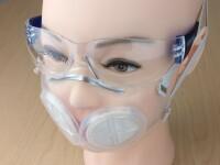 Inginerii MIT au conceput o mască sanitară accesibilă și reutilizabilă