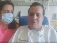 Un spaniol cu coronavirus a stat 125 de zile la terapie intensivă. Ce a spus când s-a trezit din comă