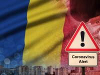 Coronavirus România. Județele în care s-au înregistrat cele mai puține cazuri noi de îmbolnăvire în ultimele 24 de ore