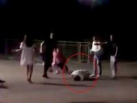 VIDEO. Un bărbat din Rusia a fost ucis. A încercat să salveze un invalid agresat de un cuplu de sportivi