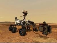 """Începe o nouă misiune a NASA pe Marte. Aterizarea, descrisă ca fiind """"7 minute de teroare"""""""