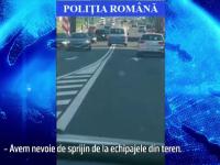 Urmărire ca-n filme în centrul Brașovului. De ce fugea șoferul de polițiști