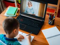 Cât de puţin pregătite sunt şcolile din România pentru un nou semestru online.