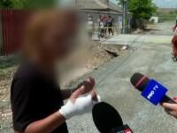 """Mărturia șocantă a femeii legate în timp ce fiica îi era violată și soțul ucis: """"Avea cuţit de șaorma"""". Suspectul, reținut"""