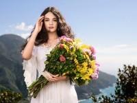 FOTO. Monica Bellucci a pozat pentru prima dată cu fiica ei, Deva Cassel, pentru Vogue