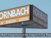 (P) Hornbach inaugurează un nou magazin în Cluj-Napoca. Este cel de-al optulea magazin din România