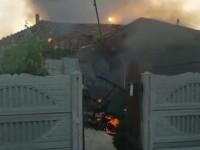 Caz tragic în Olt. Un bărbat a murit după o explozie puternică produsă în locuința sa