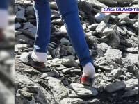 Românii merg pe munte în sandale, fără să își dea seama de pericol. Cum trebuie să fii echipat
