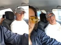 VIDEO. Jean-Claude Van Damme, filmat într-o mașină alături de români, ascultând manele