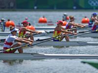 Jocurile Olimpice, Canotaj: Trei echipaje româneşti, calificate în semifinale la Tokyo