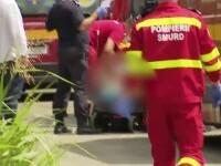 A murit unul dintre răniții de la Popești Leordeni, care avea 90 % arsuri pe corp