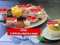 Românilor le place la all inclusive. Eurostat: 60% dintre români sunt supraponderali