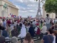 Macron, catre francezii care protestează: