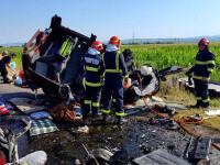 Detaliul șocant despre accidentul cu 7 morți de la Bacău făcut public de autorități