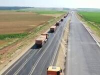 Surpriză uriașă pentru șoferi. O bucată din drumul expres Craiova - Pitești ar putea fi finalizată înainte de termen