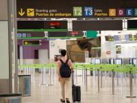 Spania, aeroport