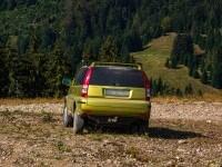 Ministrul Mediului propune confiscarea mașinilor care intră în parcurile naționale