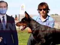 Imagini în premieră cu Florin Cîţu şi câinele său, Lomu, cel mai bun prieten de 11 ani al premierului! Galerie foto