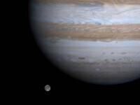 Un satelit al lui Jupiter are mai multă apă decât Pământul și ar putea adăposti viață