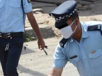 Cinci polițiști au murit după ce au tras unii în alții. De la ce a pornit disputa