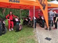 Distracție în weekend pentru GasGas și divizia ATH Moto