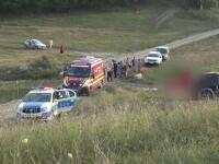 Un bărbat din Botoșani a murit, după ce a fost târât zeci de metri după o căruță