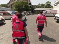 Cea mai fierbinte dimineață de când se fac măsurători în România: oamenii au leșinat pe stradă. De joi va fi și mai rău