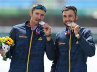 Jocurile Olimpice de la Tokyo. România a câștigat medalia de argint în finala de dublu rame masculin