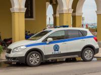 Poliție Grecia
